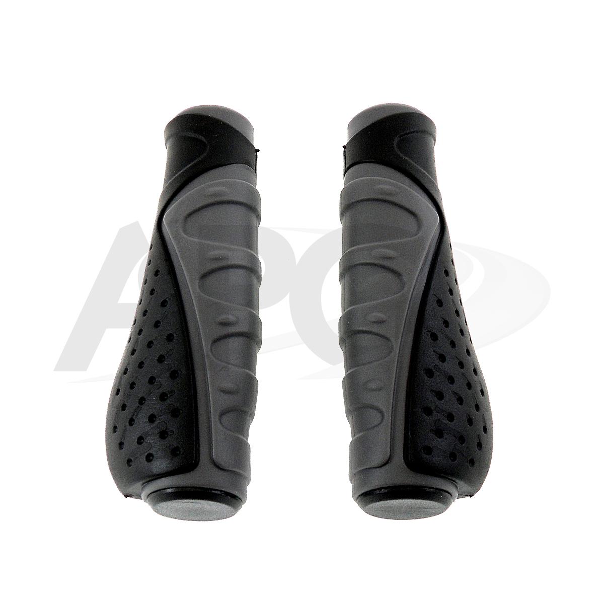 Chwyt KIEROWNICY HW 145303 135mm – czarno-szary