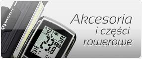 akcesoria i części rowerowe