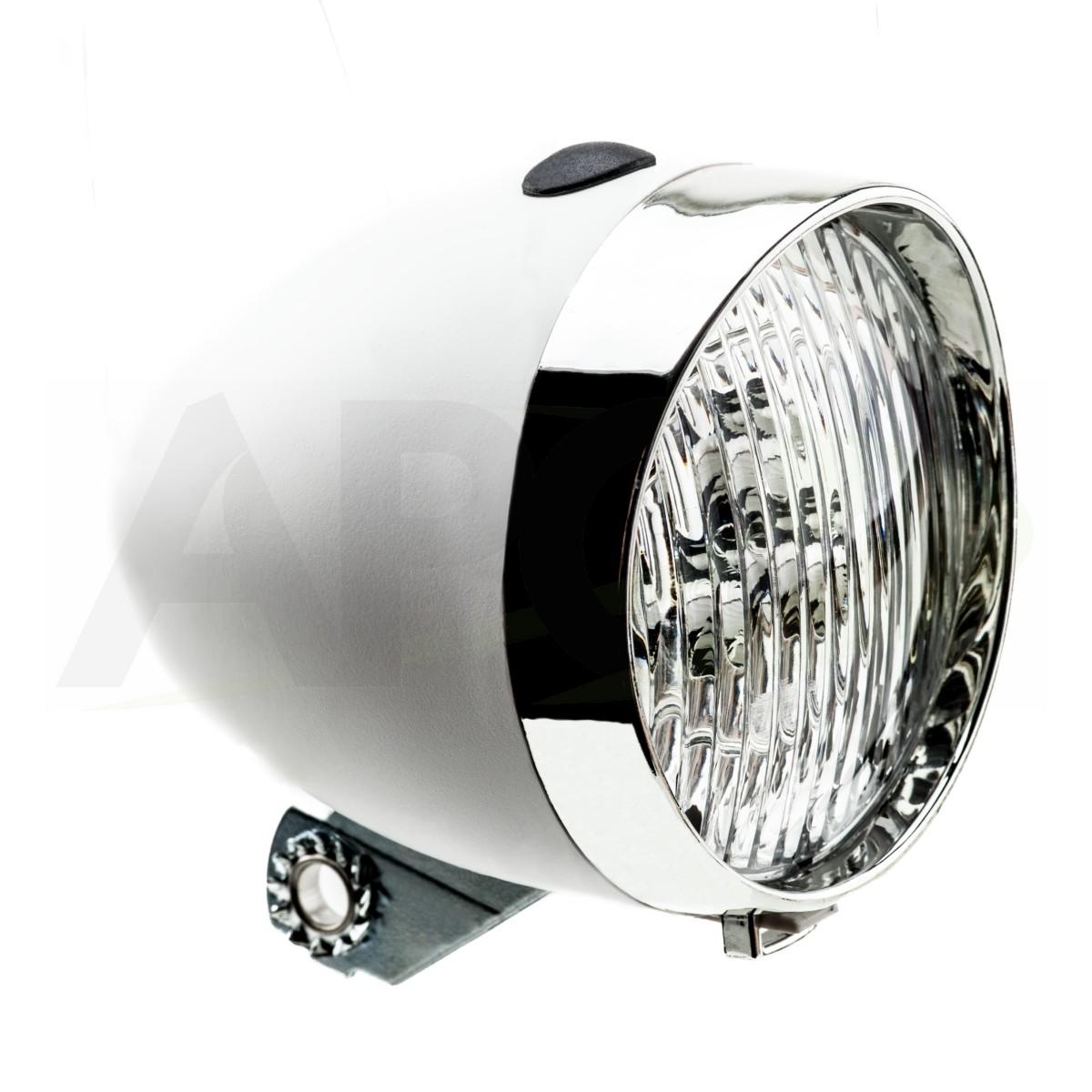 LAMPA BATERYJNA PRZÓD HW 160302 biała