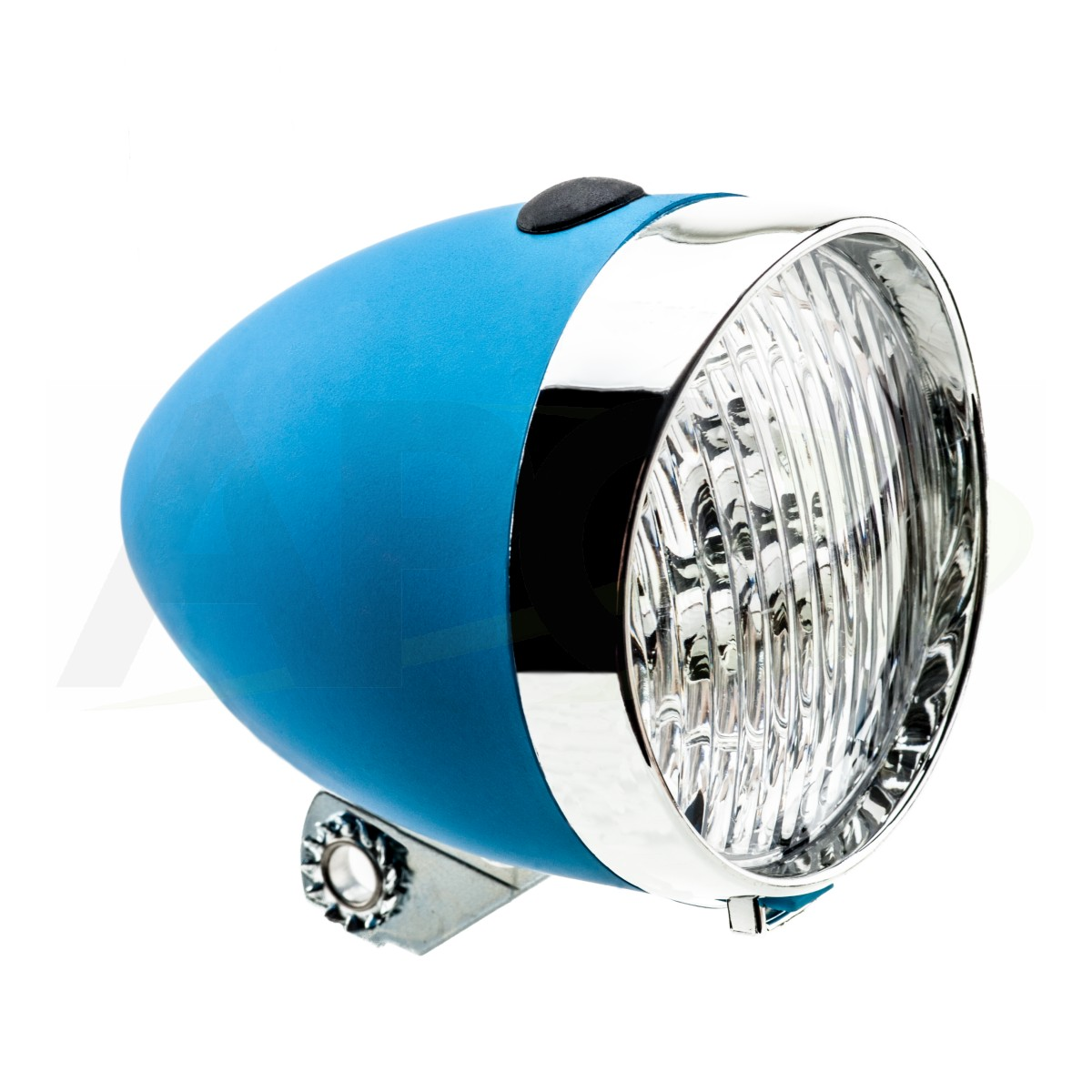 LAMPA BATERYJNA PRZÓD HW 160302 niebieska