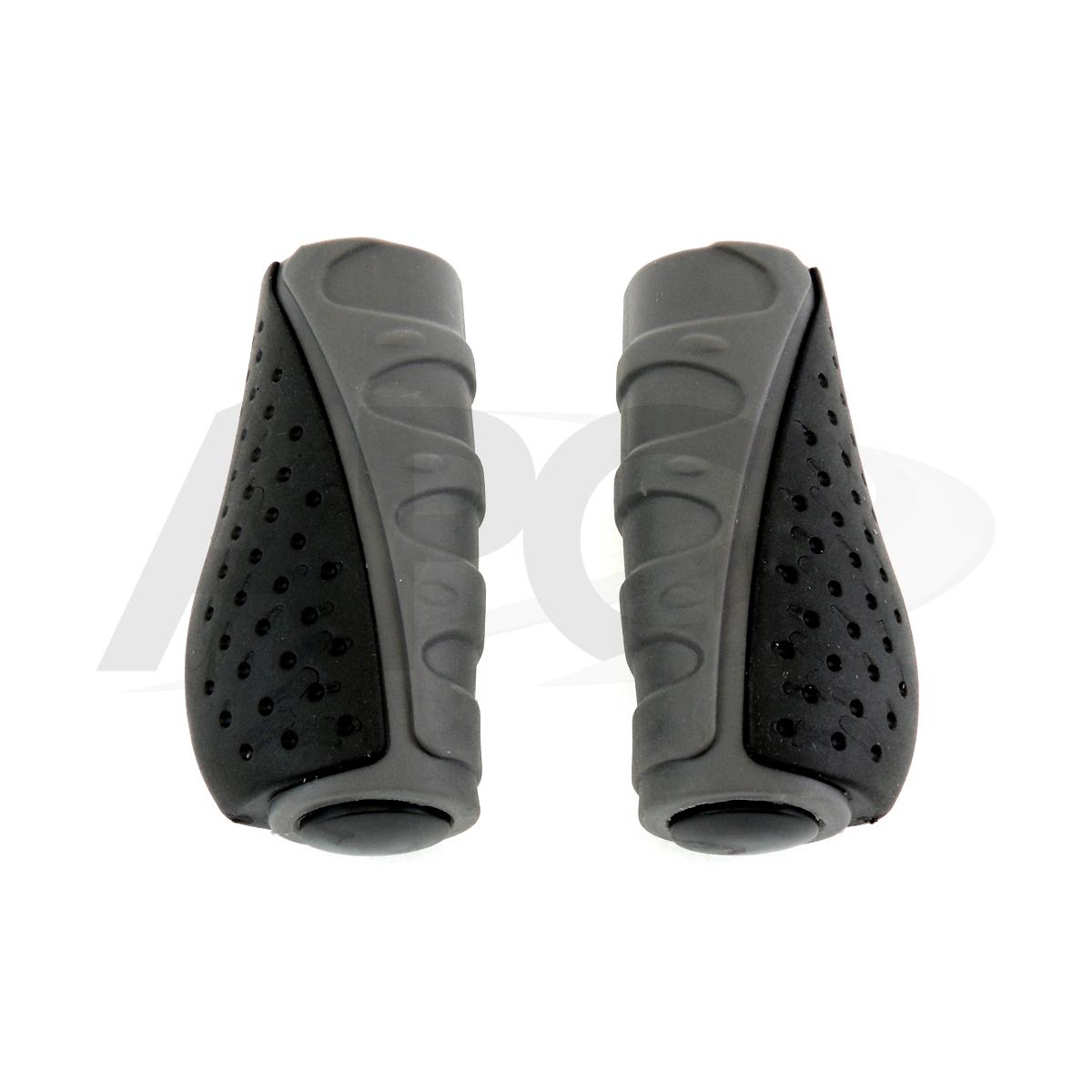Chwyt KIEROWNICY HW 145303 92mm -czarno-szary