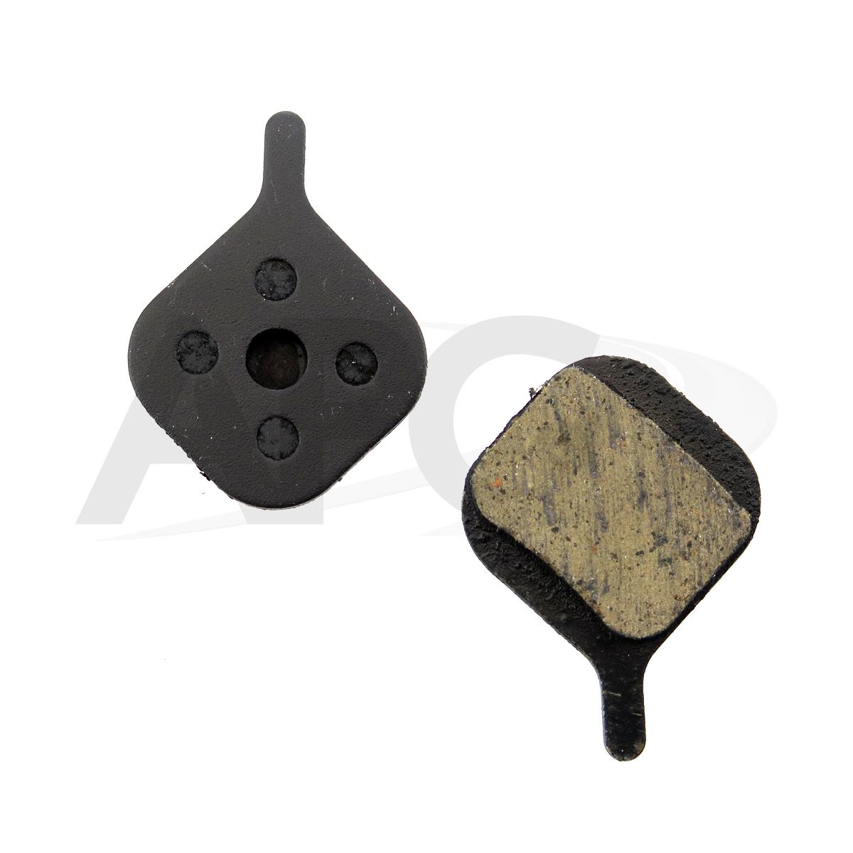 Okładziny DO HAMULCÓW TARCZOWYCH DS-03 organic semimetal