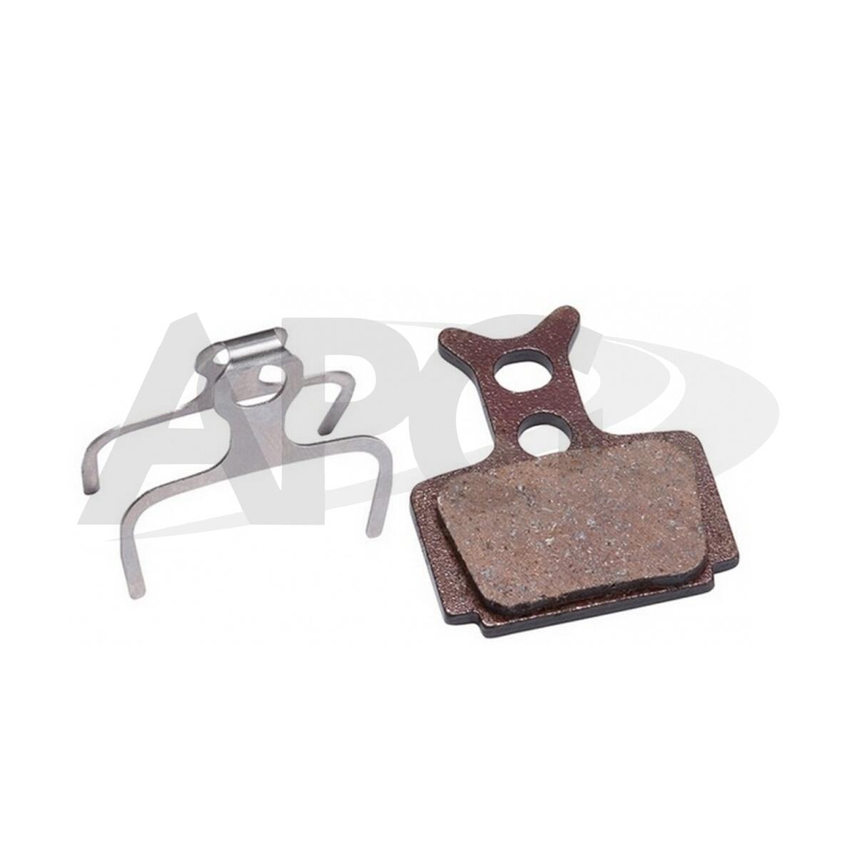 Okładziny do klocków hamulcowych DS-42 organic  semimetal