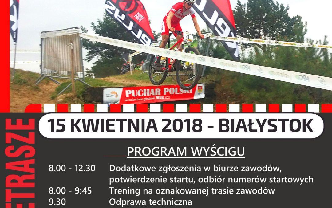 PUCHAR POLSKI XCO – XVI RUSZA PELETON 15 KWIETNIA 2018