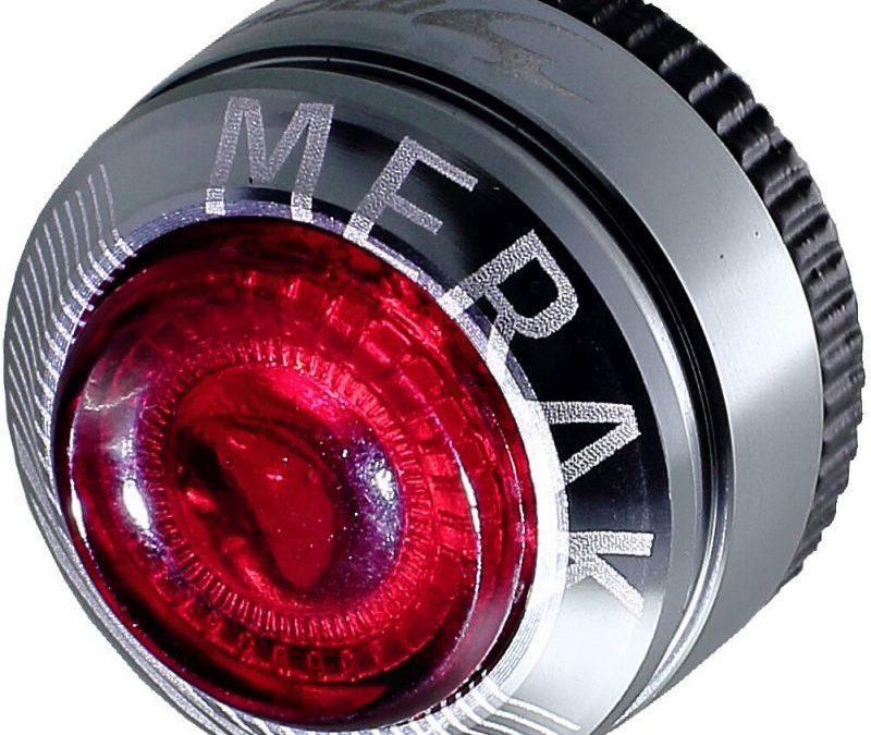 MERAK R 250lumen, 6 trybów